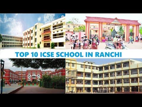 Top 10 Icse School Ranchi