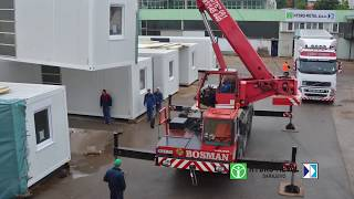 Prefabricated building Systems / Montažni objekti