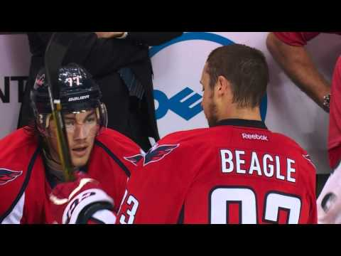 Gotta See It: Beagle plays fetch, gets Letang's stick caught in helmet