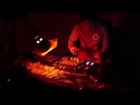 Djepa - Organic Party #004 @ CSOA Lambretta 20/12/14