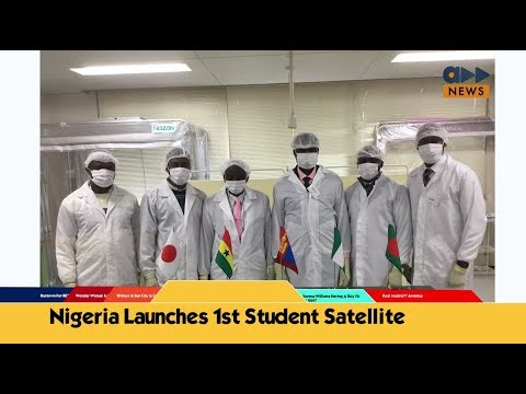 Accelerate News- Nigerian Students Launch Space Satellite