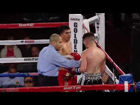 Carlos Morales vs Charles Huerta I Hopkins vs Smith Undercard