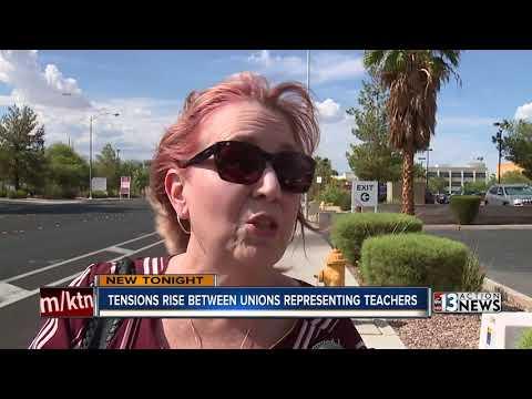 Feuding teachers