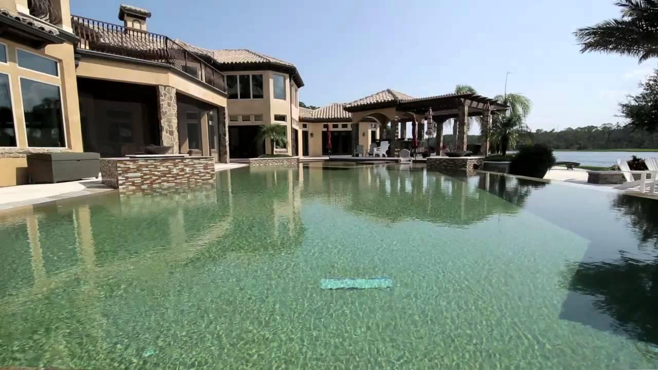 Pebble Pool Product CrystalStones Sandy Beach YouTube - Black pearl pebble tec pool bottom
