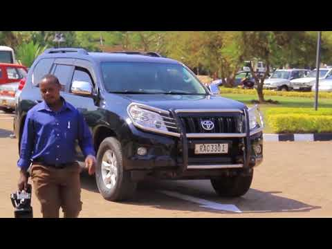 Full Documentary of Dr Frank Habineza 's Campaign 2017(Part one)