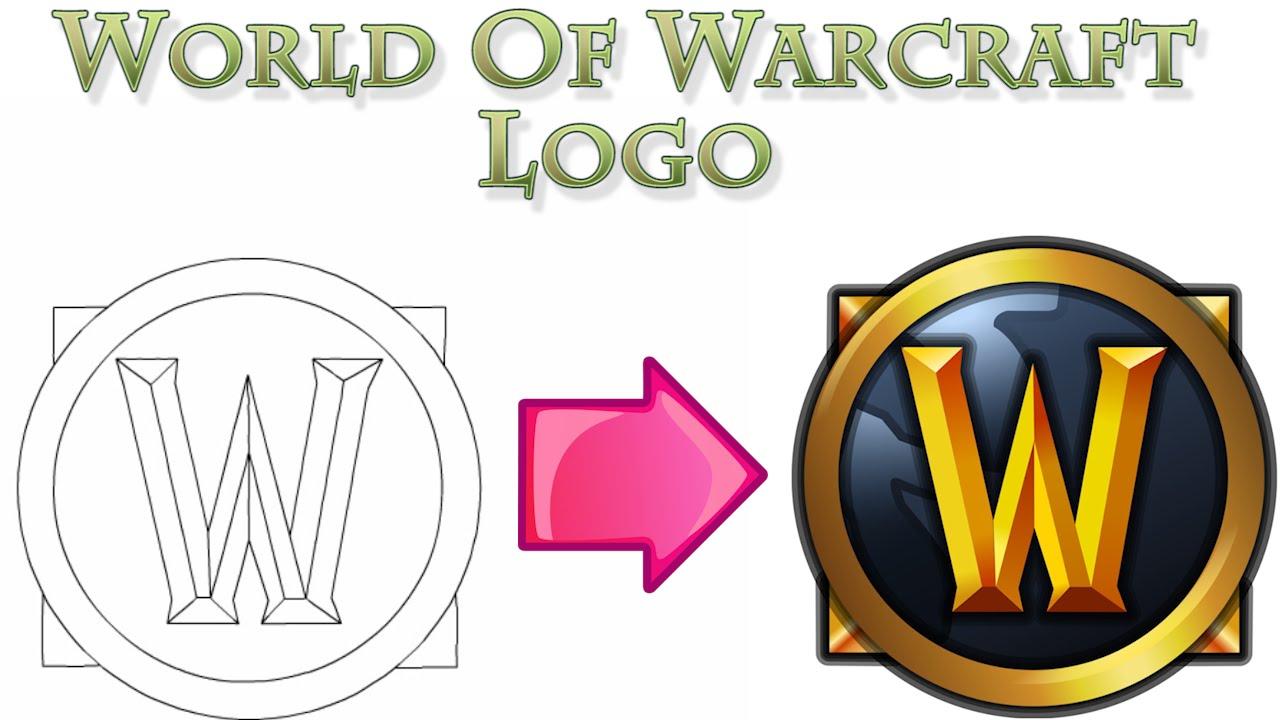 Have passed world warcraft logo commit error