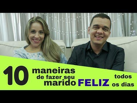 10 MANEIRAS de fazer seu MARIDO FELIZ todos os dias - Dicas para Casais com Darrell e Marcia