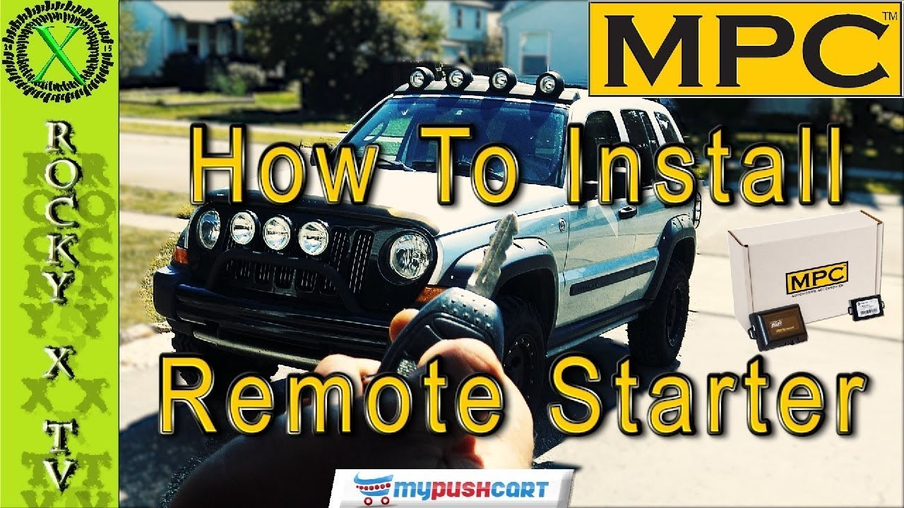 maxresdefault how to install a remote starter system (jeep liberty mpc rs0 Jeep Liberty 3.7L Engine Diagram at creativeand.co