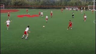 Dixie Freshman Boys Soccer v Beechwood JV