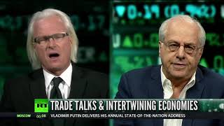 Wolff on Boom Bust: Trade talks & intertwining economies