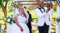 Fungai + Billy Johannesburg Wedding Highlights