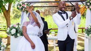 Fungai + Billy Johannesburg Wedding Highlights