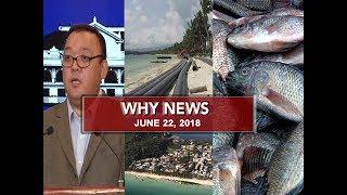 UNTV: Why News (June 22, 2018)