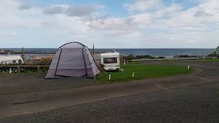 Berwick Seaview Caravan Club Site Part 1 of 2