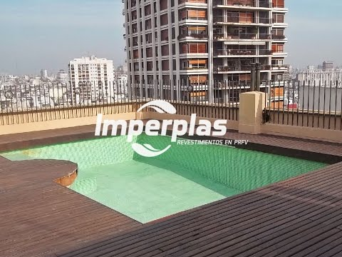 Revestimiento de piscinas con fibra de vidrio prfv - Piscinas de fibra ...