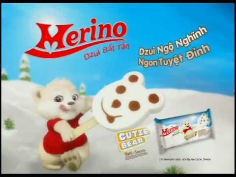 Merino Kool Cutie Bear - Dzui Ngộ Nghĩnh, Ngon Tuyệt Đỉnh