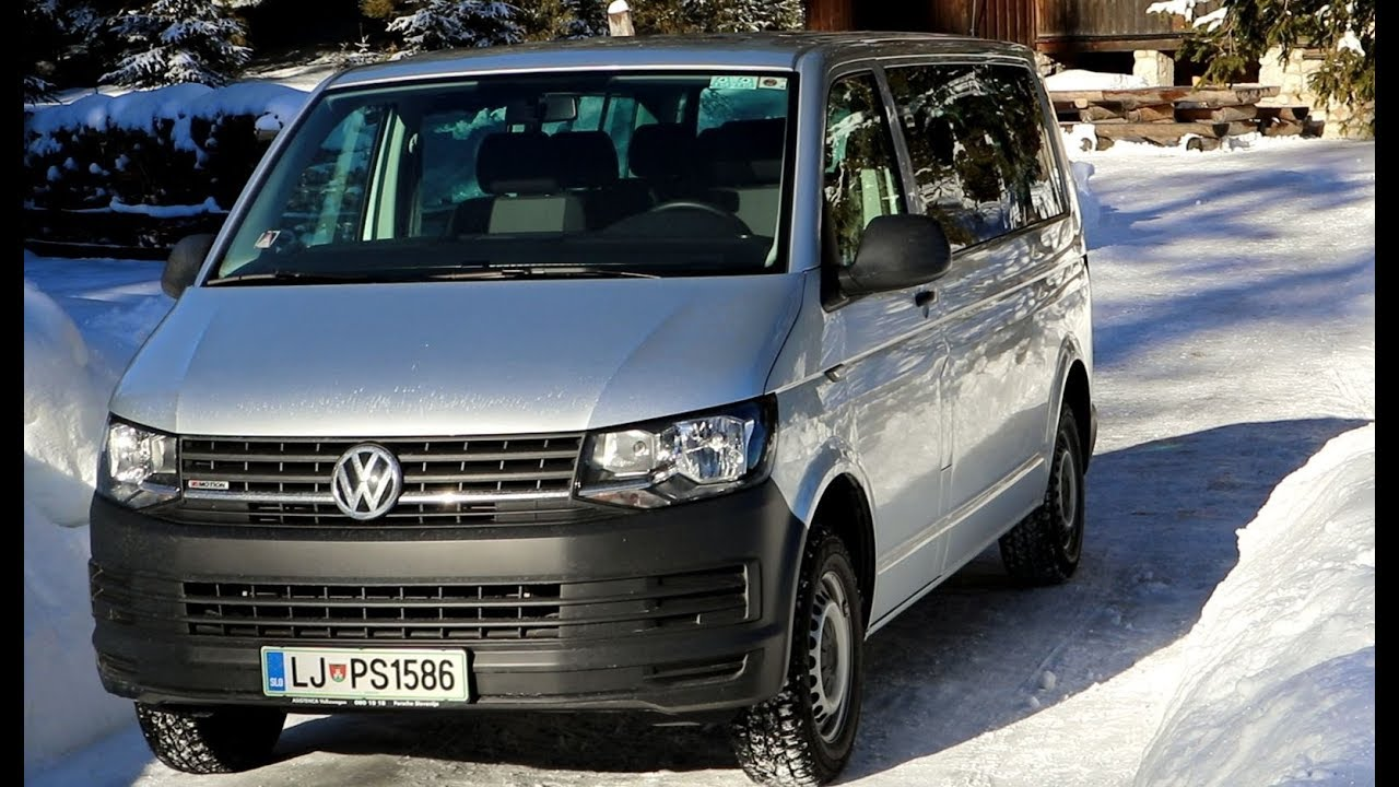 Volkswagen Transporter T6 2 0 Tdi 4 Motion 2018 Review