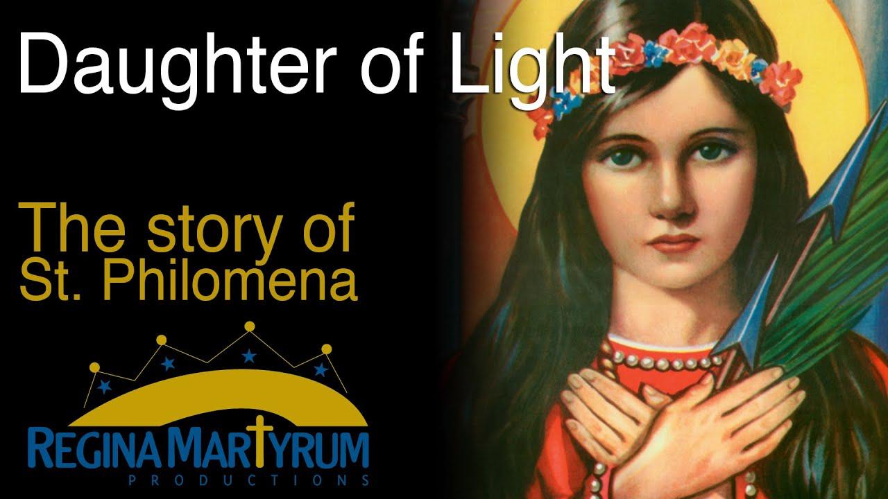 saint philomena biography