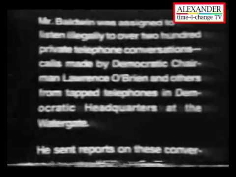 US Democrats - George McGovern 1972