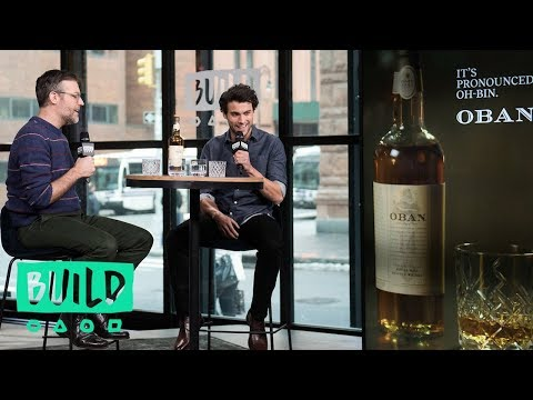 Jack Falahee On His Campaign With Oban Whiskey