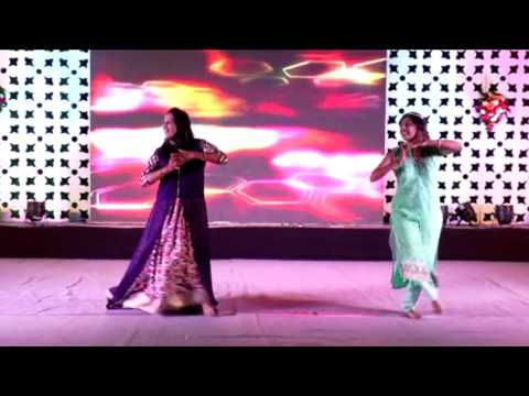 Sisters give a dance tribute to Bride on sangeet [Part 2]
