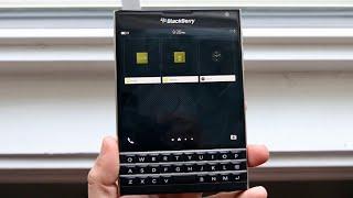 Blackberry Passport In 2020 Still Worth It Review