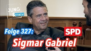 Sigmar Gabriel (SPD) - Jung & Naiv: Folge 327