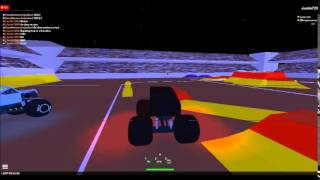 My First Ever Landed Triple Backflip In ROBLOX Monster Jam!