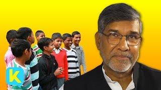 Kidspiration Meets Children's Rights Activist Kailash Satyarthi