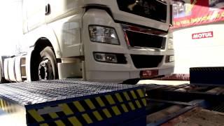 44tuning.pl - Chip Tuning samochody ciężarowe - MAN w rytmie disco :-)