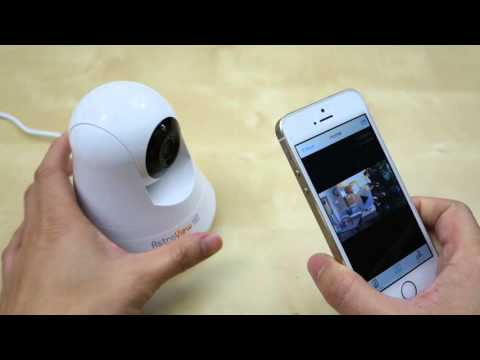 Astro View 720P IP Security Camera with Cloud Recording REVIEW