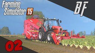 Farming Simulator 15 | La Ferme Allemande | Episode 2