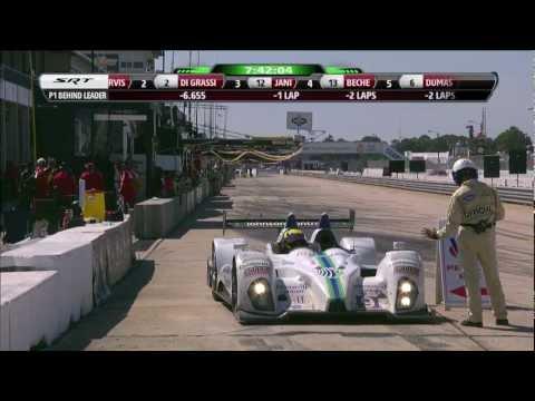 2013 Sebring Broadcast [Part 2] - ALMS - Tequila Patron - Sports Cars - Racing - John Hindhaugh