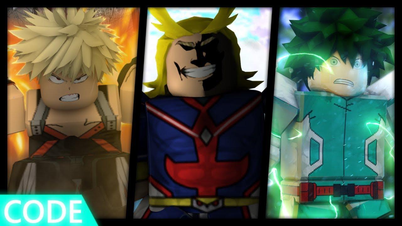 Nomu Quest Heroes Online Roblox