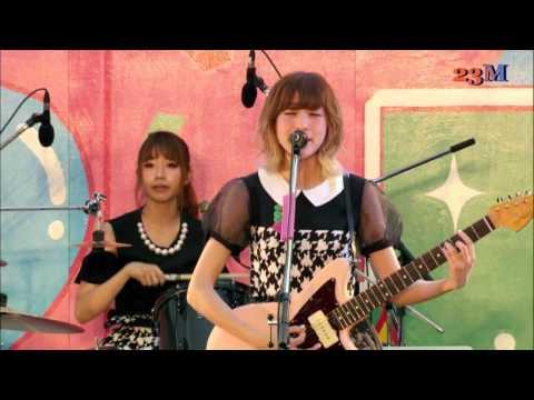 Silent Siren Live ♪爽快ロック ~ 恋い雪 ~ ぐるぐるワンダーランド at 東京工芸大学 2014.11.2 サイレントサイレン  サイサイ