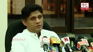 Parliament was peaceful because there was no vote - Sajith