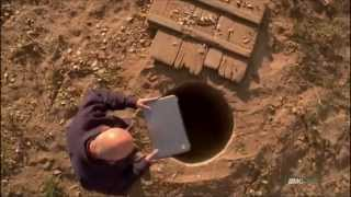 Breaking Bad - Mike dumps the guns - Unknown track