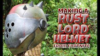 Rust Lord Helmet from Fortnite