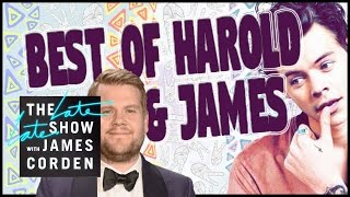 Best of Harry Styles 2017 | late late show edition