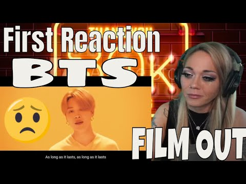 BTS (방탄소년단) 'Film out'  MV Reaction | Just Jen Reacts to BTS Film Out | FEELIN H