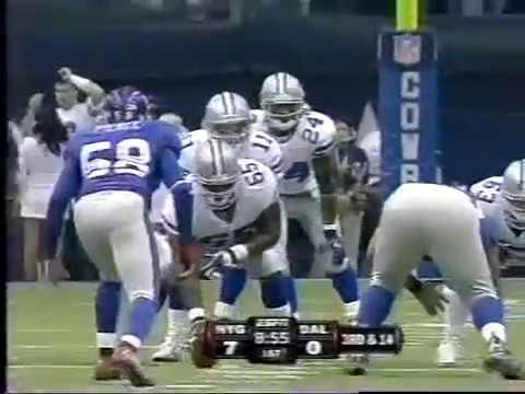 2006 Week 7 New York Giants at Dallas Cowboys