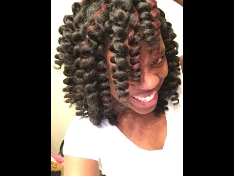 Crochet Braids Tutorial Maintenance Review My Curls LONG HAIRSTYLES