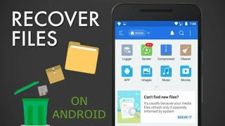 How To Recover Deleted Image on Android Systems - Don´t need a Root