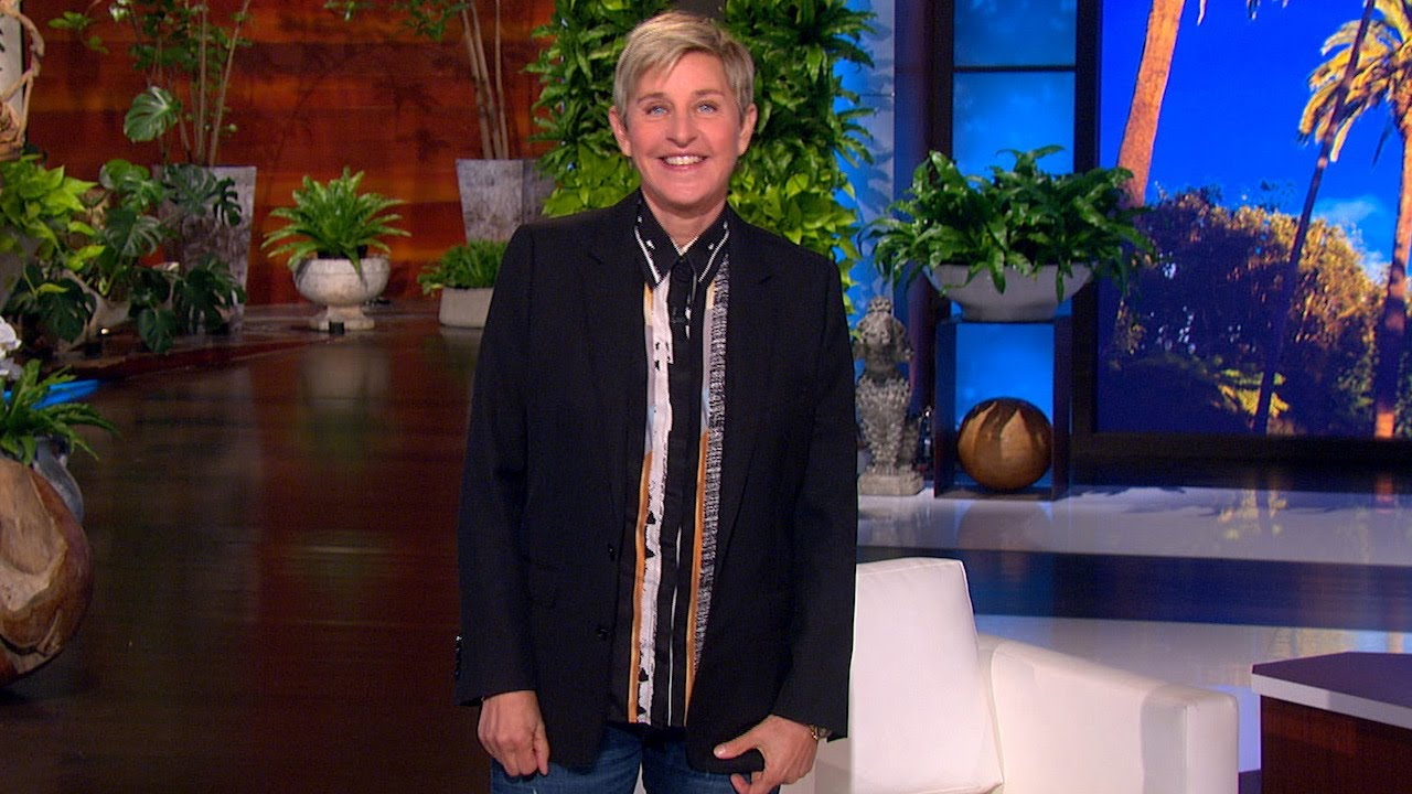 Ellen Takes a Trip Down Memory Lane with 1-900 Numbers