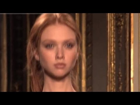 ZUHAIR MURAD Fashion Show Spring Summer 2007 Haute Couture by Fashion Channel