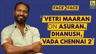 Vetri Maaran Interview With Baradwaj Rangan | Face 2 Face | Asuran