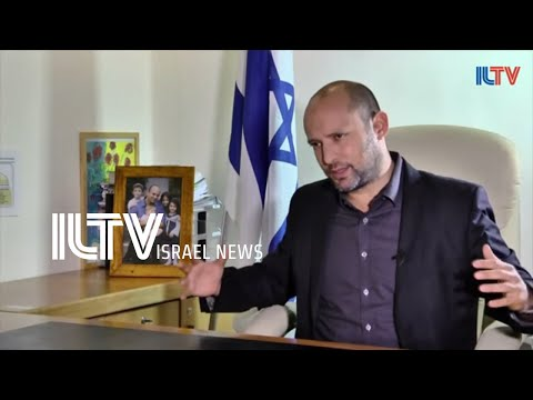Israel Daily Interview with Naftali Bennett (Full)