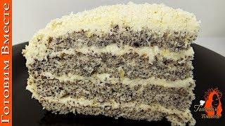 """Простой и Невероятно вкусный торт """"Царица Эстер"""""""