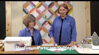 How To Make The Scrappy Duo Quilt