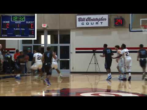 Gavilan College First Round of State Championship (2/23/18)